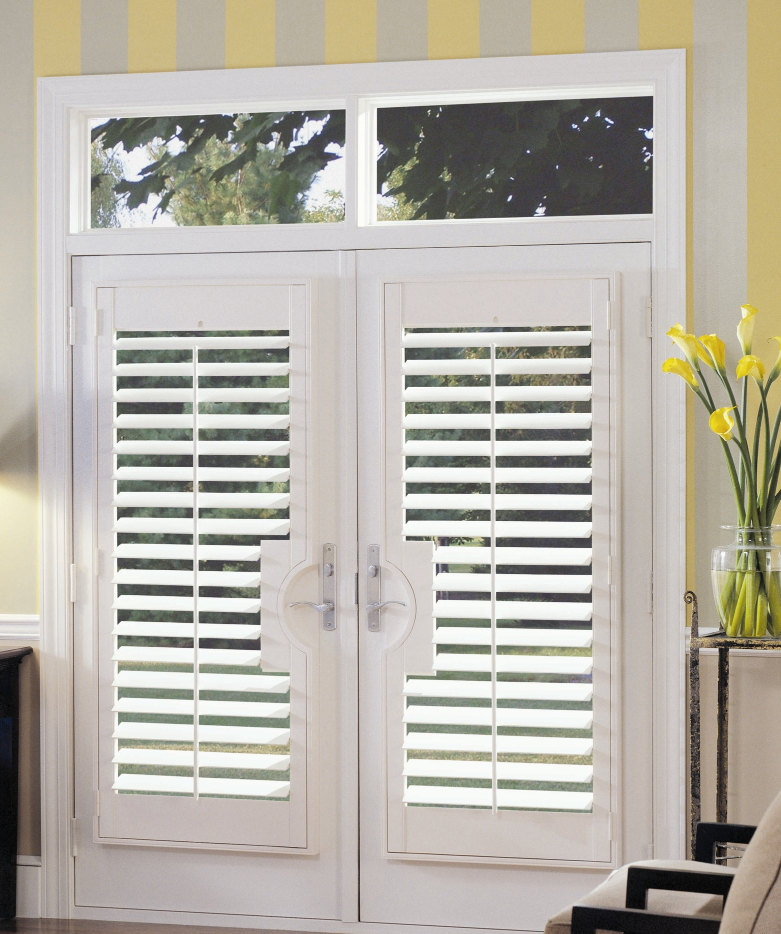 Plantation Shutters West Palm Beach Wood Poly Regency And Blinds Inc